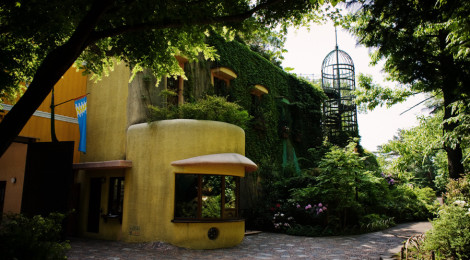 Mitaka Forest Ghibli Museum di mattb_tv, su Flickr