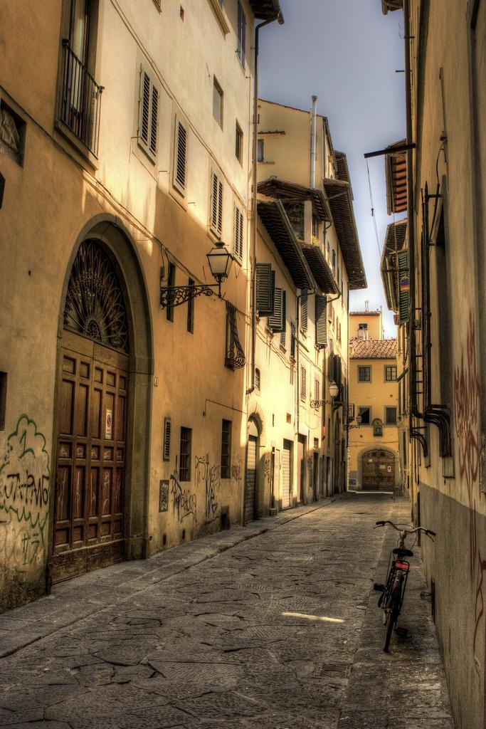 le strade di firenze di imagina (www.giuseppemoscato.com), su Flickroscato