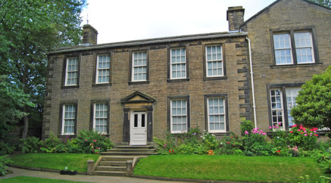 Brontë Parsonage Museum - Haworth ©turismoletterario.co