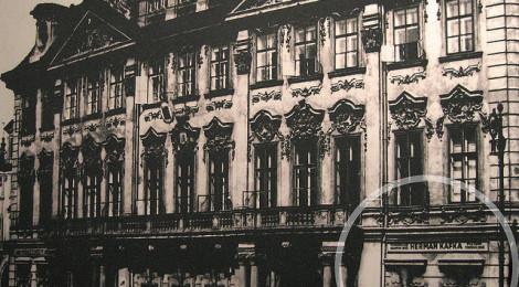 """""""Kafka's Youth. Kinský Palace, Prague"""" di pablo.sanchez, su Flickr"""