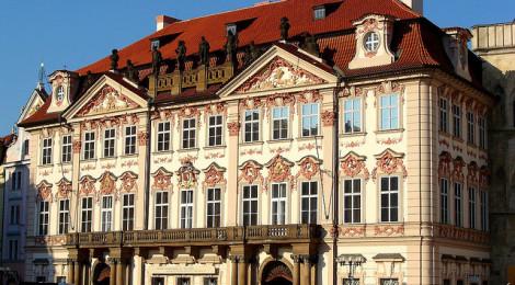 """""""Palác Kinských - Golz-Kinských (Kinsky Palace 1755-56)"""" di Tjflex2, su Flickr"""