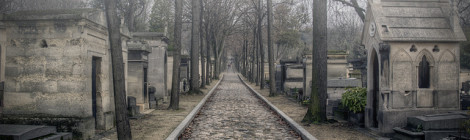 """Avenue Bion - Pere Lachaise"" di Dorli Photography, su Flickr"