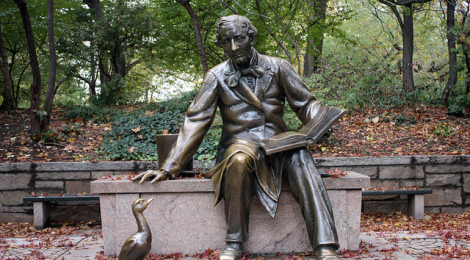 """Hans Christian Andersen by -JvL-"", on Flickr"