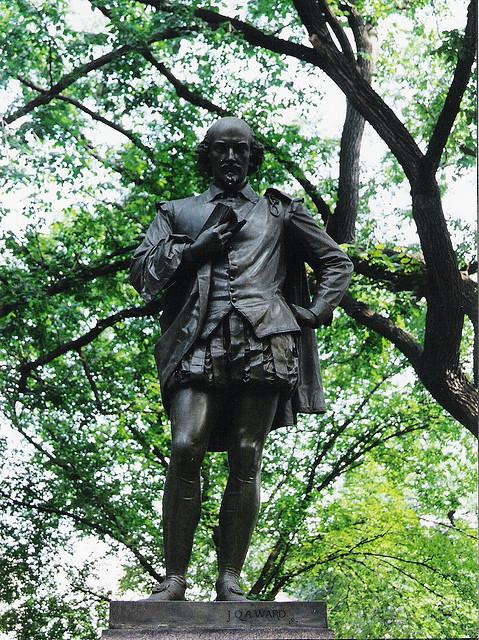 """Shakespeare"" di bloomsday616, su Flickr"