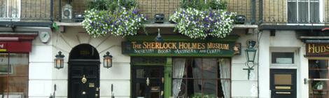 """""""221b Baker Street & Sherlock Holmes Museum"""" di givingnot@rocketmail.com, su Flickr"""