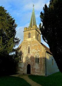"""St Nicholas Church, Steventon"" di Jason Ballard, su Flickr"