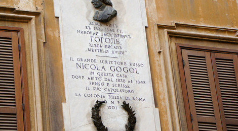 """""""Nicola Gogol"""" di Spyros SpY, su Flickr"""