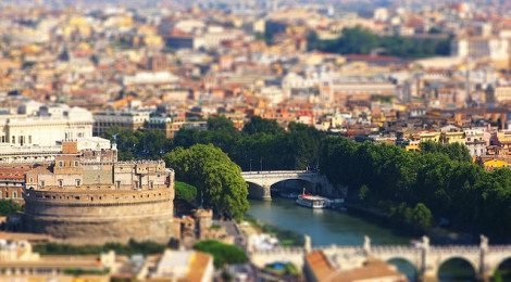 """Italian tilt-shift #3"" di Karol K, su Flickr"