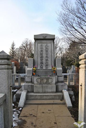 tokyo-tomba-soseki-turismoletterario
