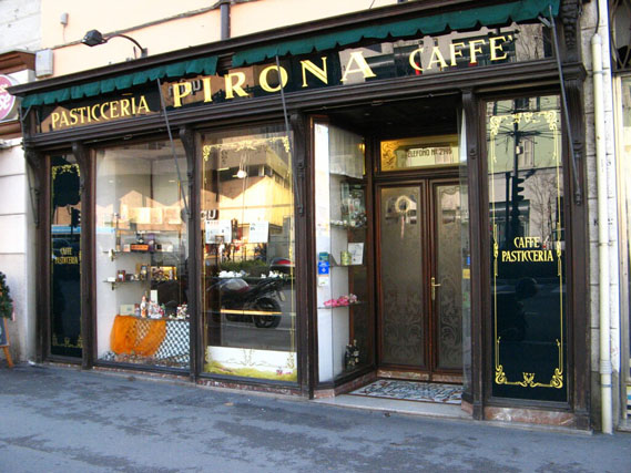 """""""Pasticceria Pirona - Trieste"""" di Betta27 su Wikimedia Commons"""