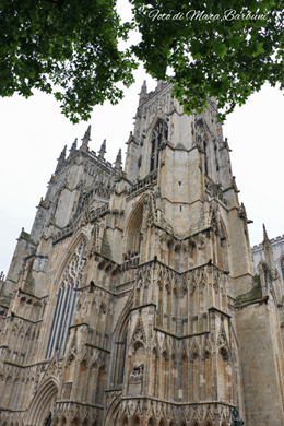 Cattedrale di York ©Mara Barbuni