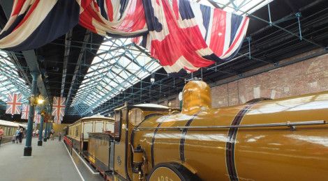 Railway Museum, York ©Mara Barbuni