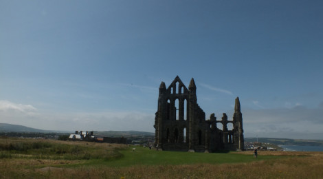 Whitby Abbey ©Mara Barbuni