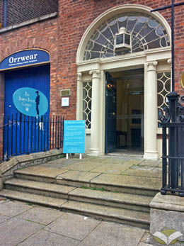 James Joyce Centre, 35 North Great St. George's Street, Dublino