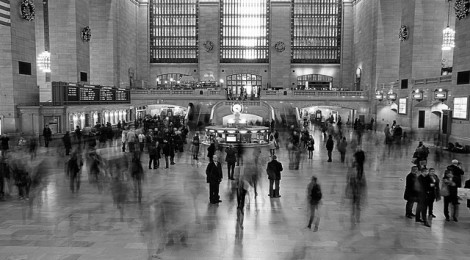 """Grand Central Terminal"" di Saadick Dhansay su Flickr (www.picturesquetraveller.com)"