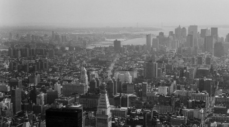 """Manhattan"" di Cliff Hellis su Flickr"