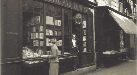 """La libraia di Joyce nel cuore di Parigi: Sylvia Beach e """"Shakespeare and Company"""""""