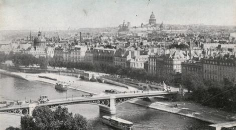 """""""PARIS, Panorama de la montagne Sainte Geneviève, début XXème"""" di lilas59, su Flickr"""