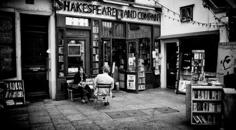 """Shakespeare and Company"" di wolfB1958, su Flickr"