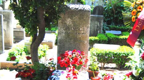 La tomba di Gramsci ©turismoletterario.com