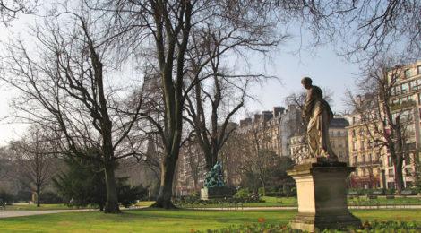 Giardini Luxembourg ©MaraBarbuni