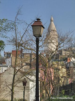 Montmartre ©MaraBarbuni