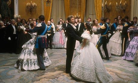 """Scena dal film """"Il Gattopardo"""" di Luchino Visconti (1963)"""