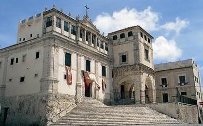 Monastero delle Benedettine - Palma di Montechiaro (da Wikimedia Commons)