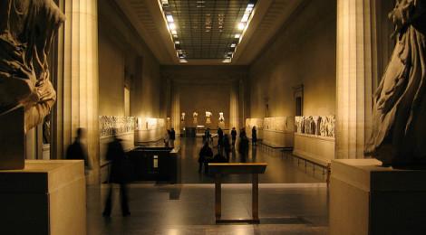 """""""Parthenon Marbles"""" di Sean Munson (logicalrealist) su Flickr (Licenza CC)"""