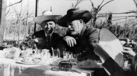 Hemingway e Cipriani ©locandacipriani.com