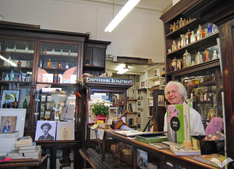 Farmacia Sweny's, Dublino