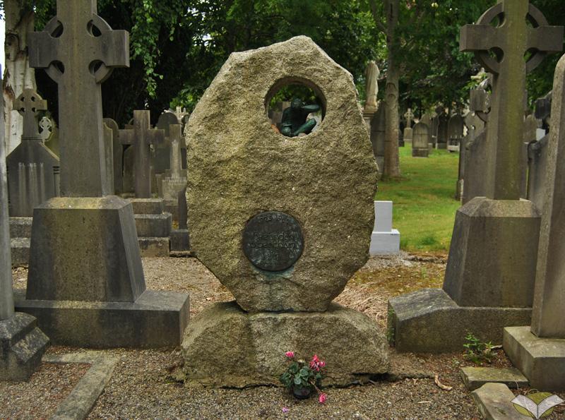 Tomba di Brendan Behan, Glasnevin Cemetery