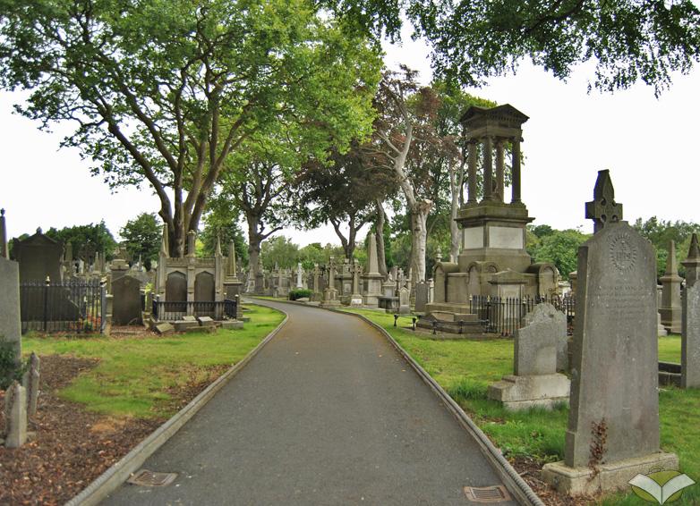 Cimitero di Glasnevin, Dublino