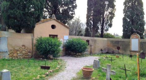 Cimitero di Nonna Lucia. Fonte: www.bolgherinews.it
