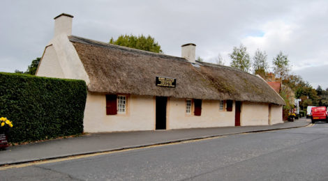 Burns Cottage ©turismoletterario.com