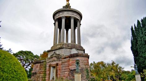 Burns Monuments & Gardens ©turismoletterario.com