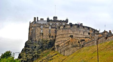 Castello di Edimburgo ©turismoletterario.com