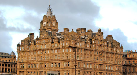 Balmoral Hotel ©turismoletterario.com