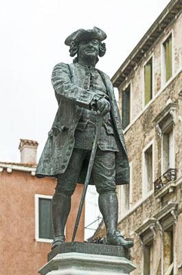 Monument to Carlo Goldoni (Venice)