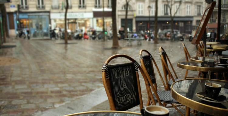 """Café Turgot"" di victorillen, su Flickr (Licenza CC)  https://flic.kr/p/7eYz8N"