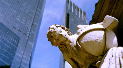 """Columbus Circle Statue"" di Lourdes Nightingale, su Flickr - https://flic.kr/p/gBnmy (Licenza CC)"
