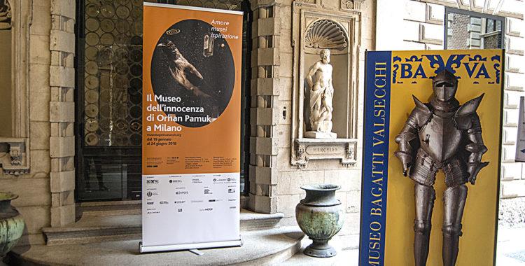 Il Museo dell'Innocenza di Orhan Pamuk a Milano