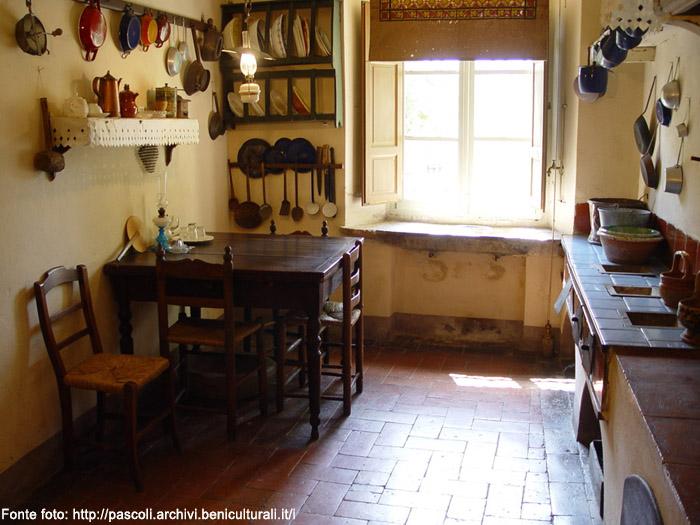 """Il """"nido"""" ricostruito: la casa museo di Giovanni Pascoli a ..."""