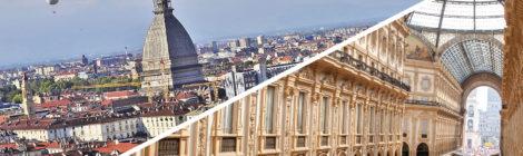 Torino e Milano: due città letterarie a confronto. Intervista agli autori delle Città di carta