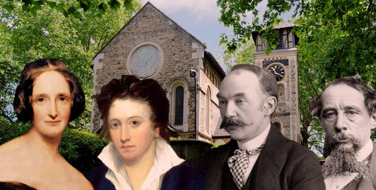 Amore, morte e altre storie nel cimitero della St. Pancras Old Church a Londra