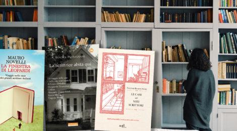 Recensioni: Da casa a casa. Viaggio nelle case degli scrittori... in 3 libri