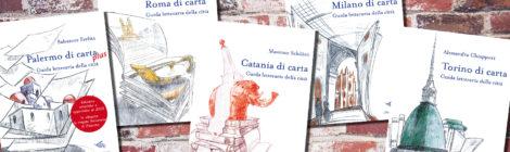 """Viaggiare con i libri: """"Le città di carta"""" del Palindromo. Intervista agli editori"""