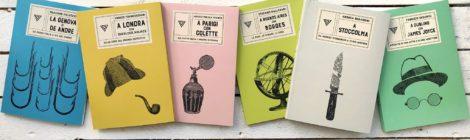 """Viaggiare con i libri: la collana """"Passaggi di Dogana"""" di Giulio Perrone Editore (con intervista all'editore)"""