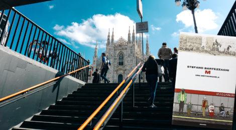 Scoprire Milano dalla metropolitana. Il viaggio sotterraneo di Stefano Bartezzaghi