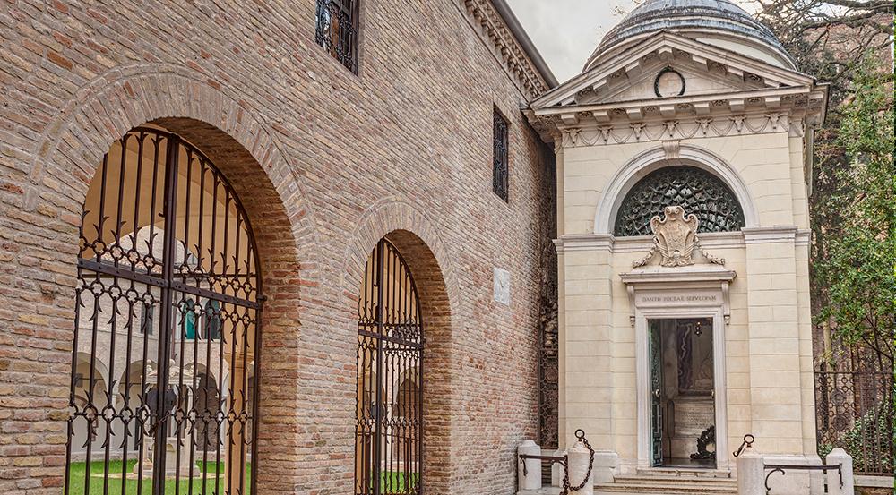 Il sepolcro di Dante a Ravenna